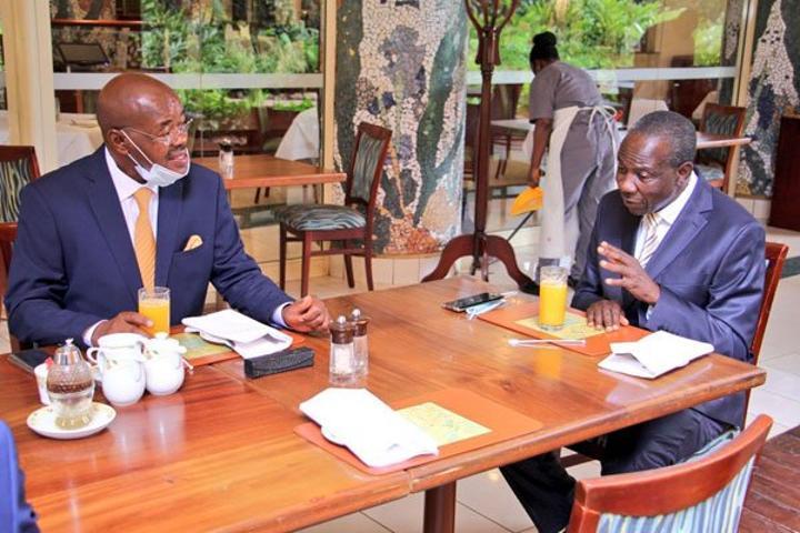 Kasaija left guessing as Museveni picks Lugoloobi to read Budget