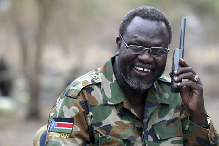 Machar faction infighting explodes in war