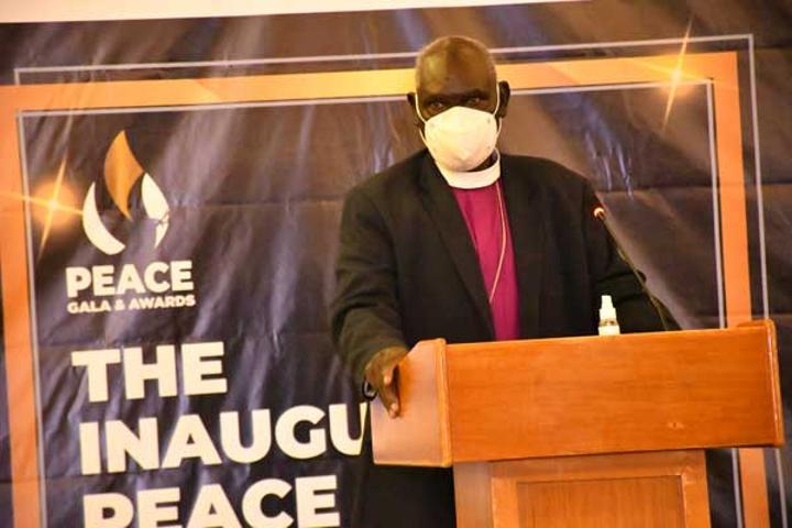 Peace champions recognised at Inaugural Peace Gala