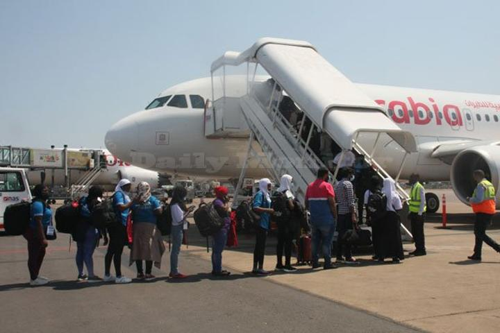 Air Arabia starts direct flights from Uganda to U.A.E