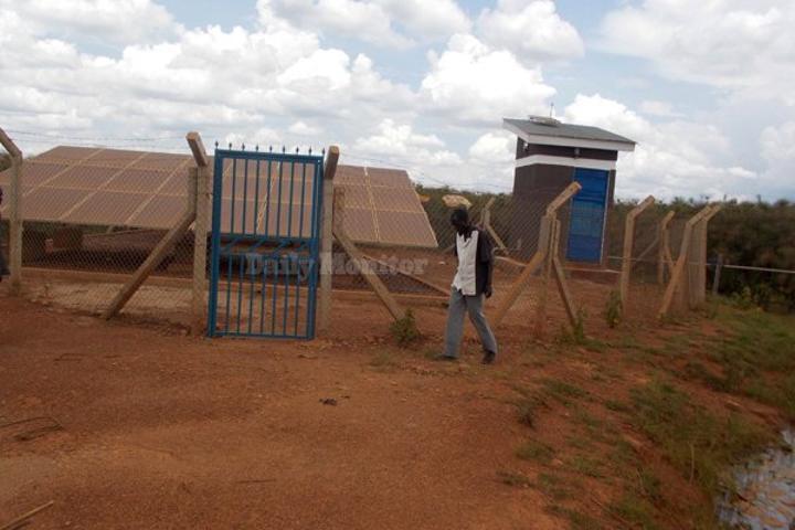Lwengo's Shs1b irrigation project remains dormant