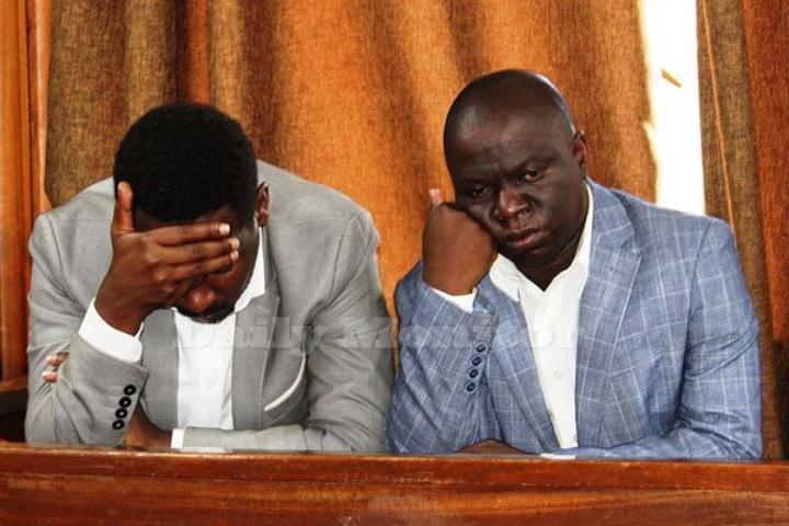 New judge declines to hear MPs Ssegirinya, Ssewanyana bail application