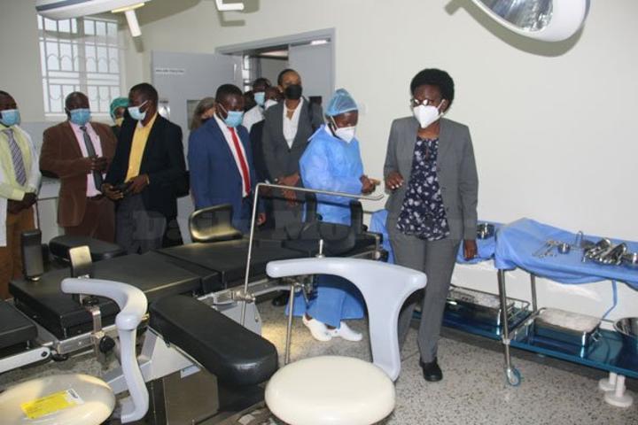 Health centre IIs, IIIs being upgraded - Aceng