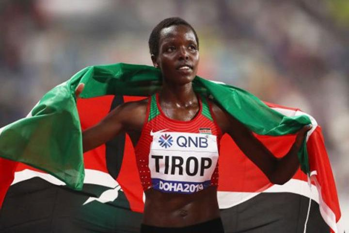 Kenya's world record holder Agnes Tirop found dead