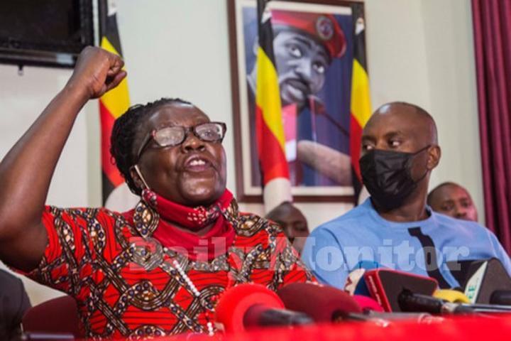 We hold nothing against you, NUP tells Besigye