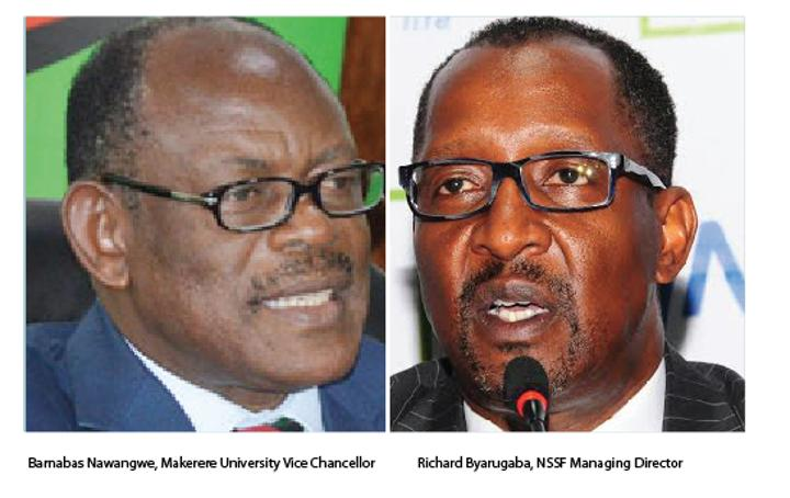 Makerere withdraws 900 staff from NSSF