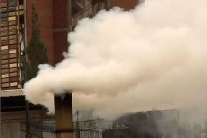 Kampala City areas with best, most toxic air named