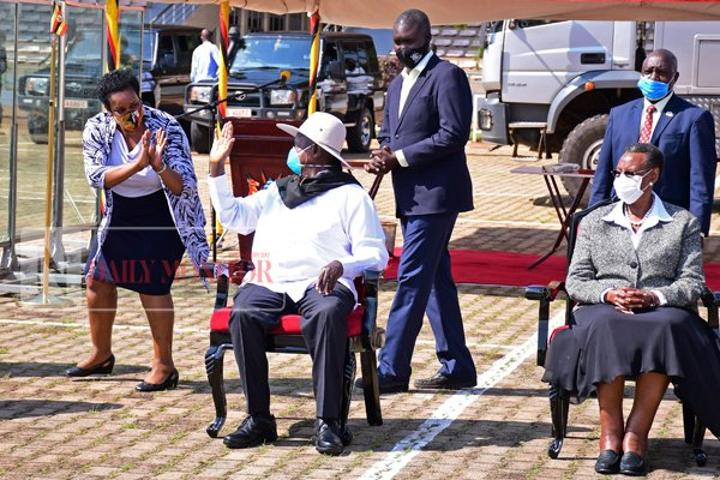 No salary increment for Arts teachers, says Museveni