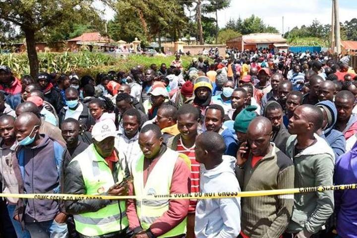 Police hunt for husband of slain Kenyan runner Agnes Tirop