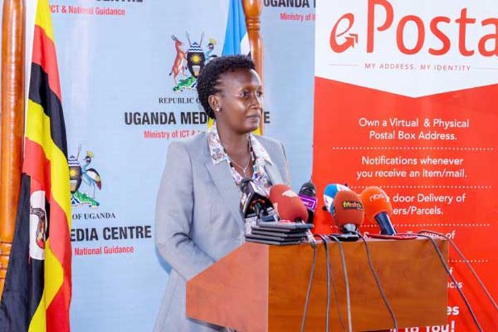 UCC probes Posta Uganda over UK missing parcel