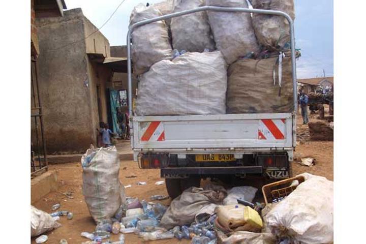 Can Uganda win the war on plastics?