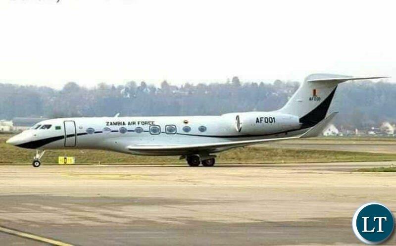 ZAF Gulfstream cannot be sold-ZAF