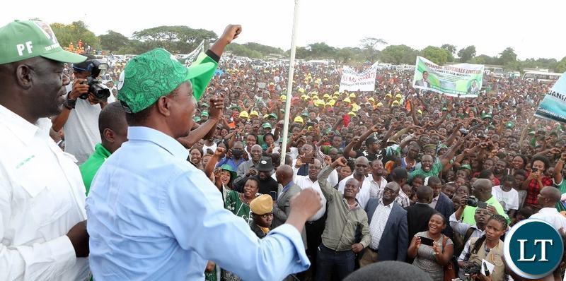 President Lungu will win 2021 polls – North West PF
