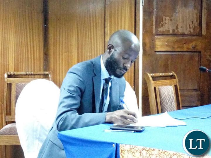 Global academic support for Sishuwa against charges of sedition soars