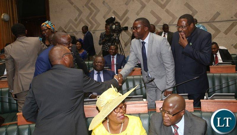 I have unfished business in Kasenengwa cries outgoing MP