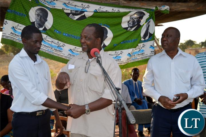 Gwembe youth cooperatives empowered