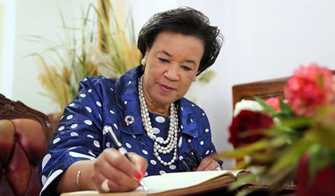 PF Challenges Patricia Scotland, Father Chikoya On Violence