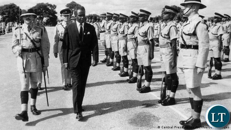 Remembering the Day Kenneth David Buchizya Kaunda Gave Us Guns