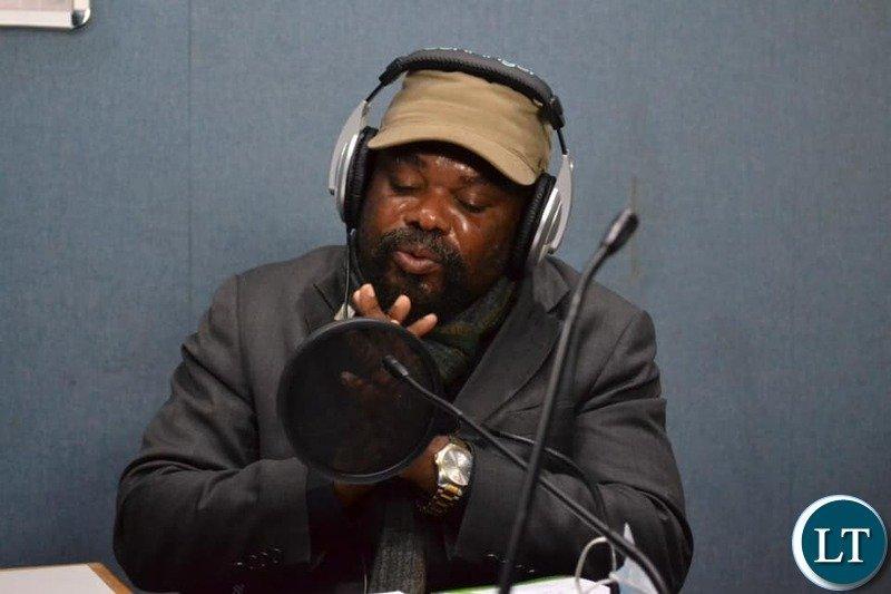 Hakainde Hichilema is not fit to be President , he is unpatriotic-Canisius Banda