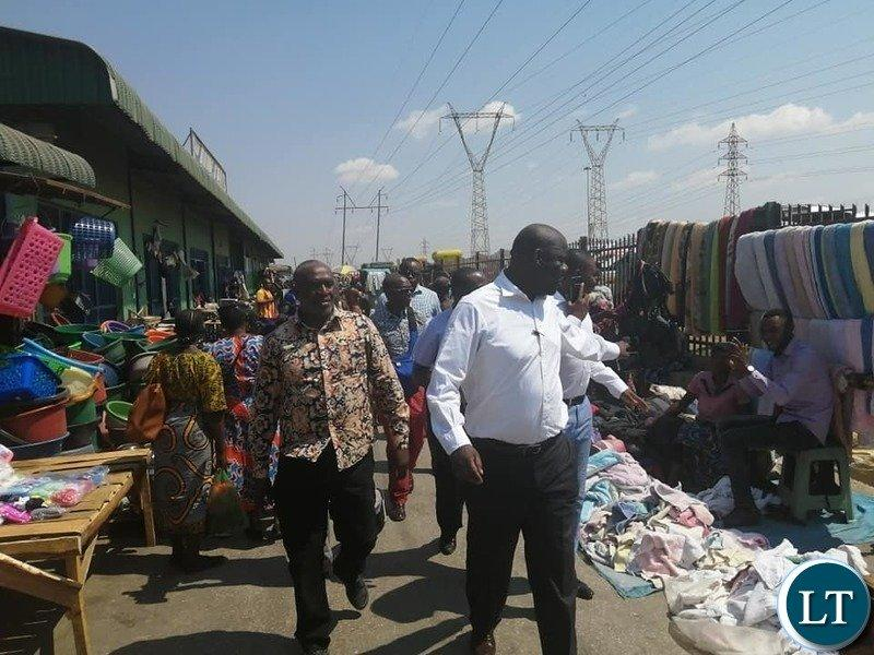 LGAZ gives Government kudos for removing cadres at bus stations and markets