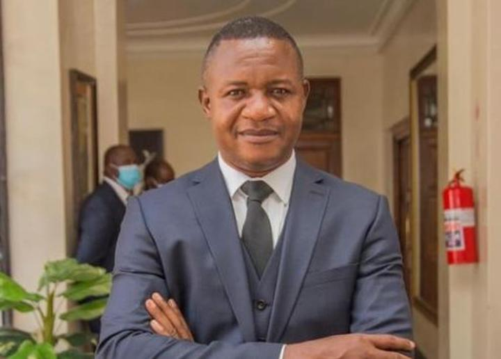Newly Appointed Minister Of Youth And Sports Clears The Air