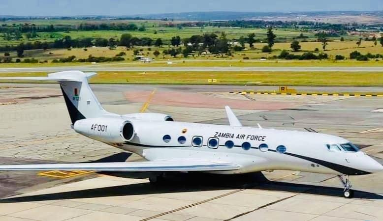 UPND MAINTAINS PRESIDENTIAL JET WILL BE SOLD