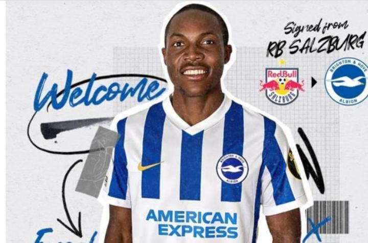 CONFIRMED: Mwepu joins Brighton