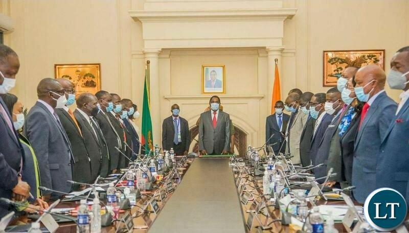 Let's support President Hichilema, Zion Church Overseer Samuel Mwambazi