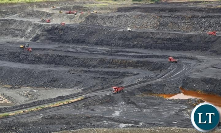 Public health Inspectors suspend mining activities at Chinese Owned Mine