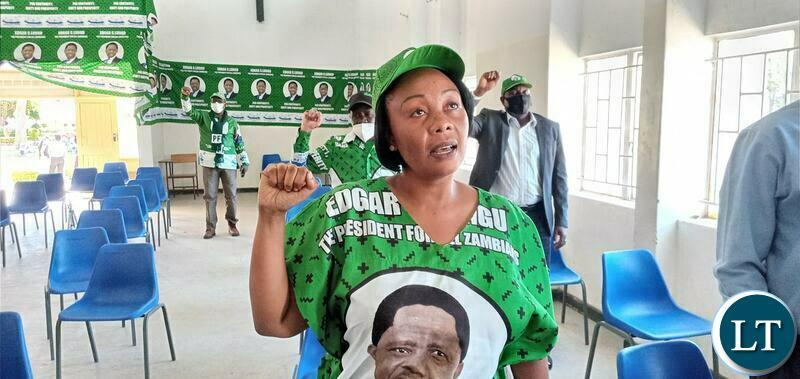 Kasama MP pledges to meet people's aspirations