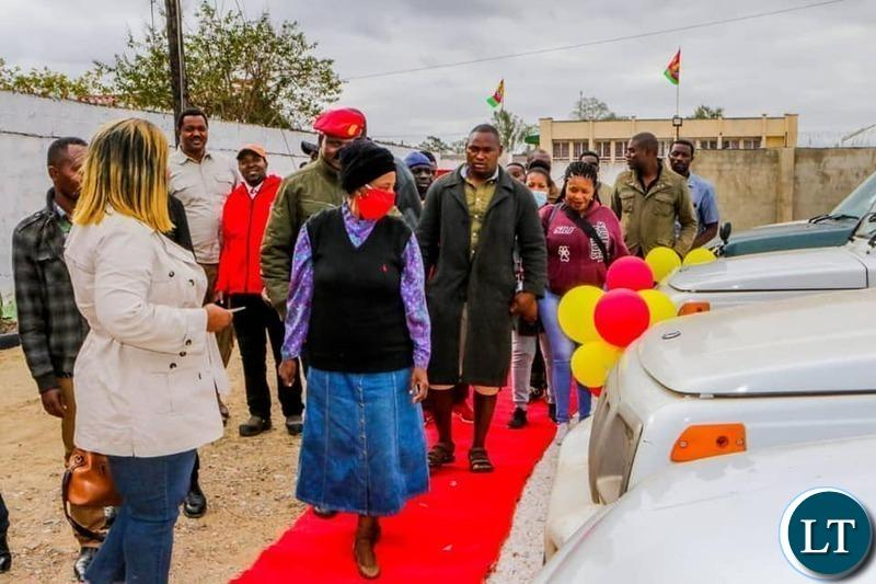 UPND deputy S.G calls more women in leadership positions