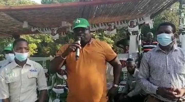 VIDEO: It's too early to borrow, Kambwili mocks UPND!