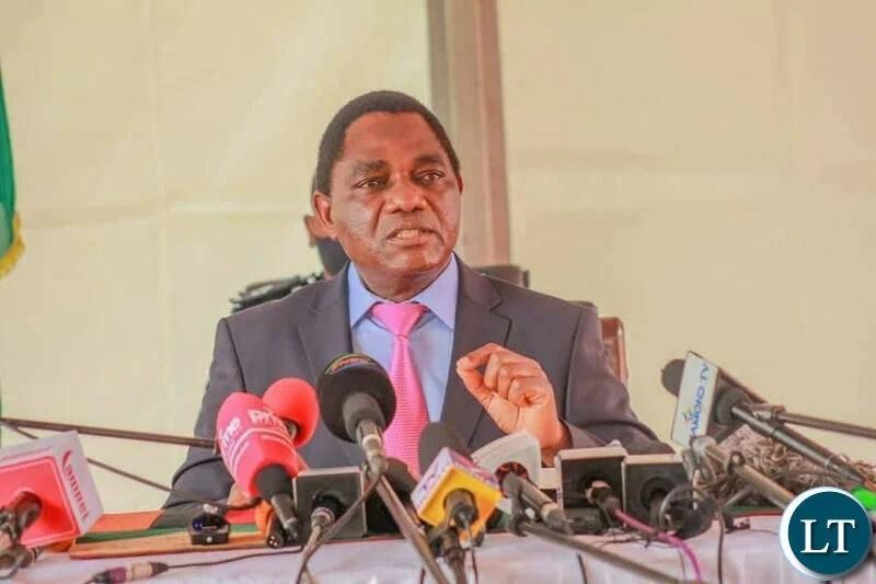 President HIchilema Fires Dr Simon Miti and Dissolves boards of ZESCO, ZR, INDENI and ZAMTEL