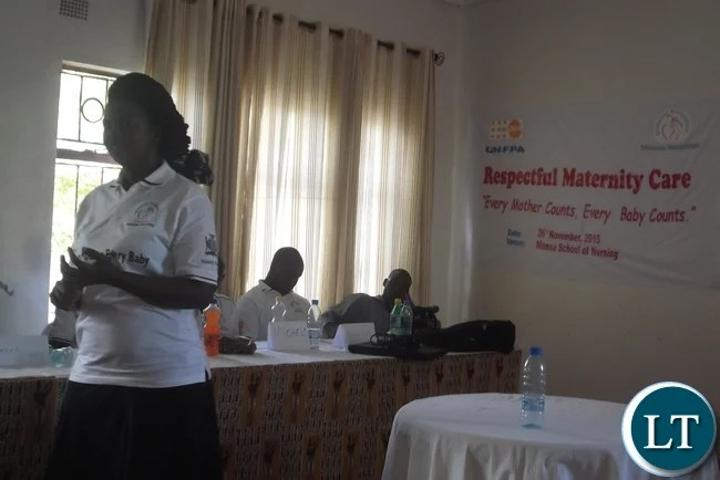 Masaiti records reduction in maternal deaths