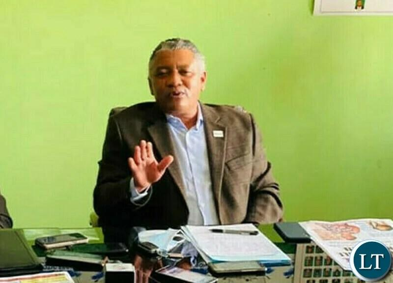 HH has failed to fix things in the country and has resorted to fixing people-Lubinda