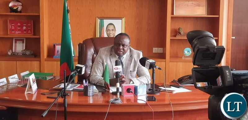 We want value addition in Zambia, it is critical to the economy says Minister of Mines