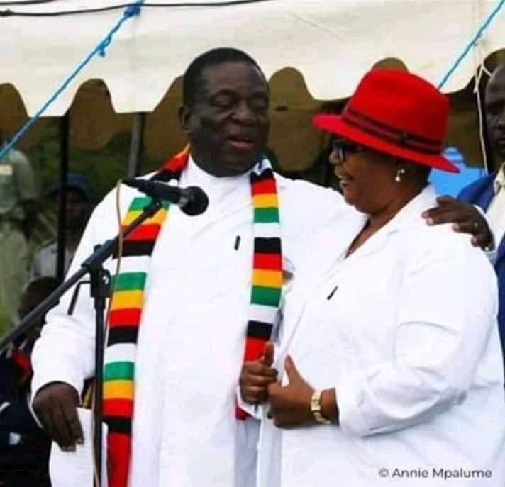 ZANU PF Says It Prefers Khupe Over Chamisa