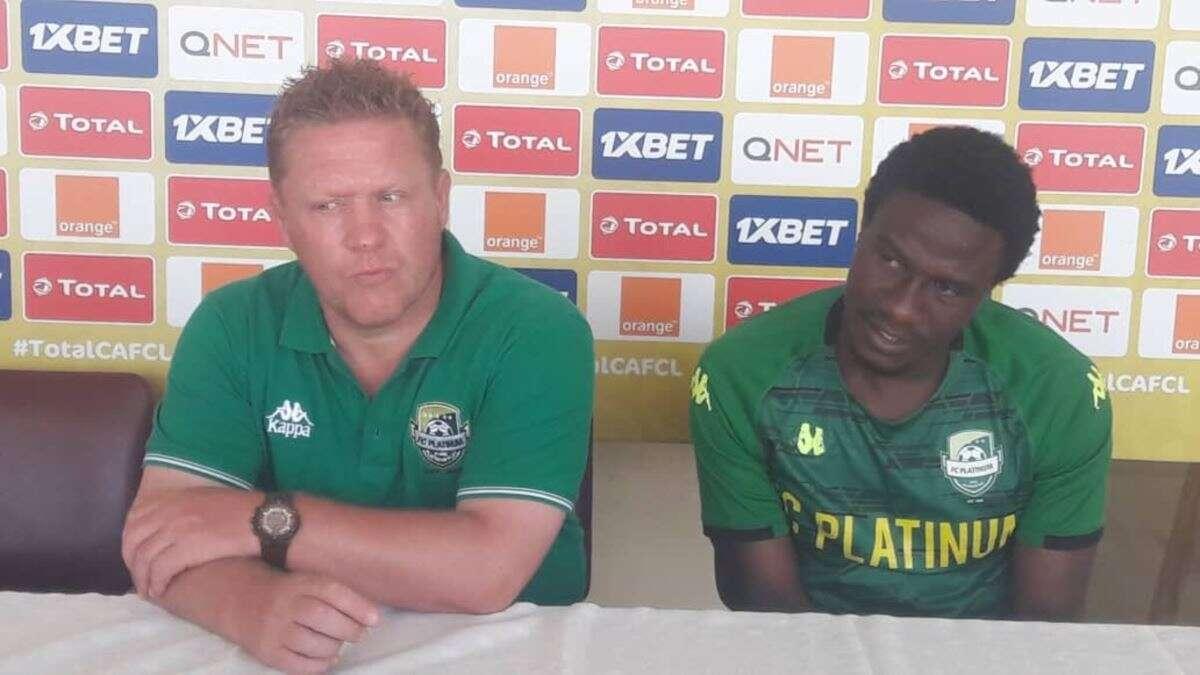 CAF Shuts Out FC Platinum Coach, Hendrikus Pieter De Jongh