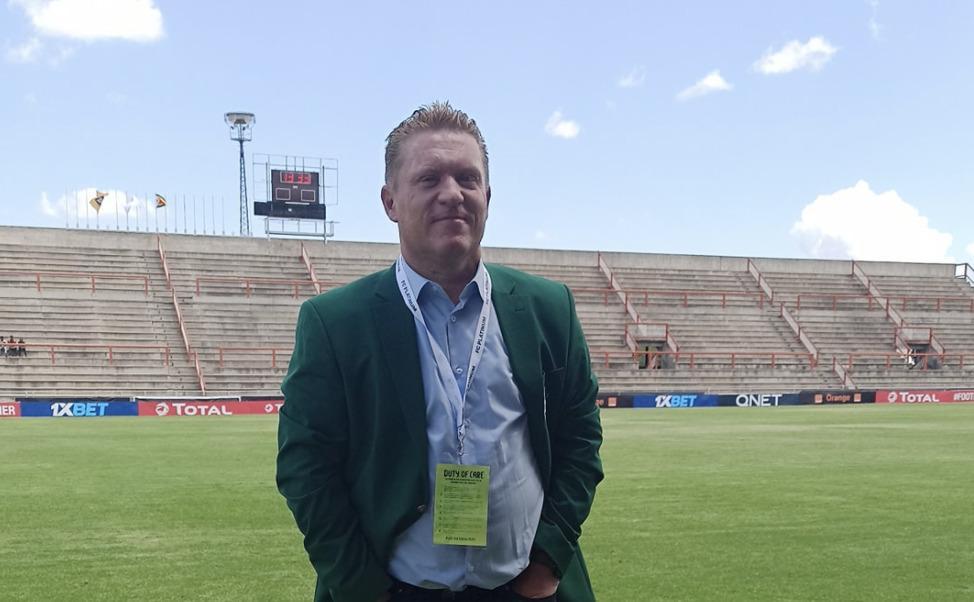 FC Platinum Plans To Fire De Jongh – REPORT