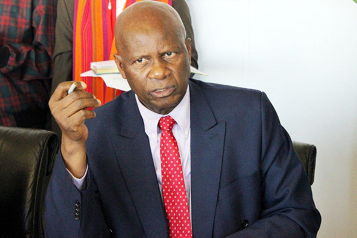 """""""2023 Is A Dead Rubber Election"""" – Chinamasa"""