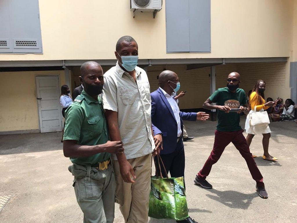 African Commission Writes To Mnangagwa Over Chin'ono Detention