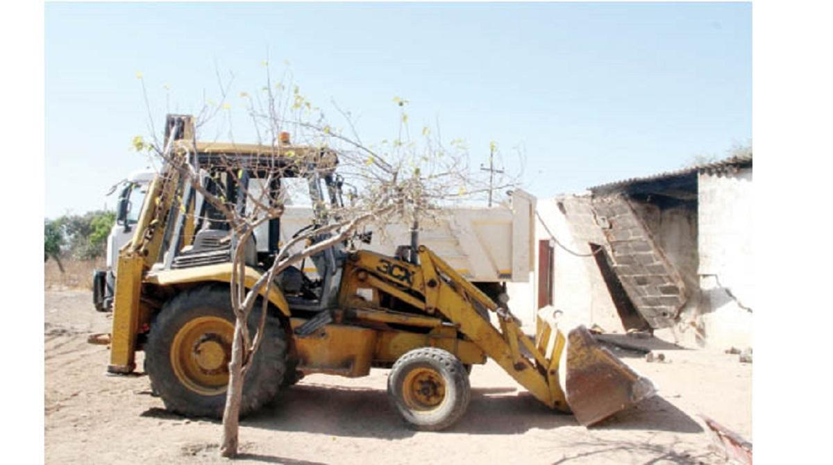 Govt Vows To Continue Demolitions In Harare During Rainy Season