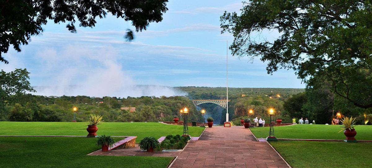 PICTURES: President Mnangagwa Confers City Status On Victoria Falls