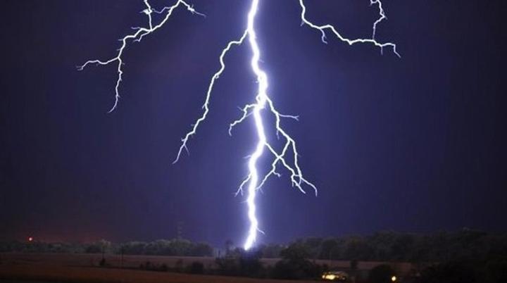 Lightning Kills Zimbabwean Farmer