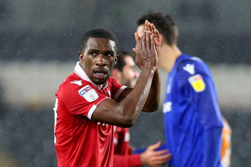 Darikwa Posts Emotional Goodbye To Nottingham Forest Fans