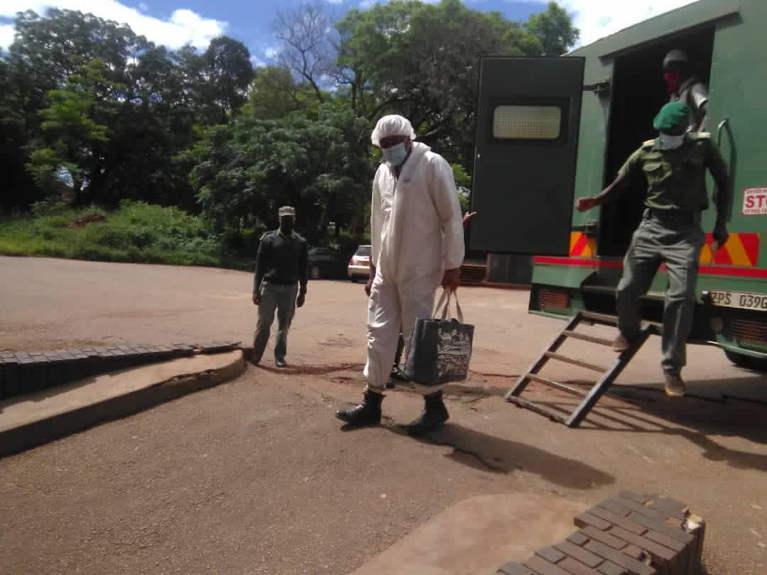 Full Text: Zimbabwe National Editors' Forum Condemn Chin'ono's Arrest