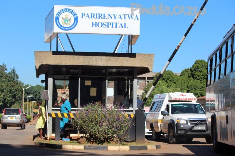 Parirenyatwa Hospital Dismisses 'COVID-19 Bodies Scattered Everywhere' Reports