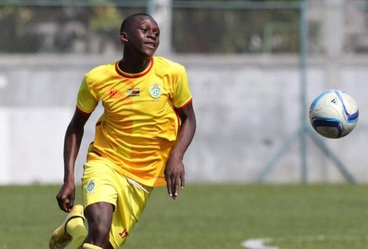 Zimbabwe International Joins SA Soccer Club