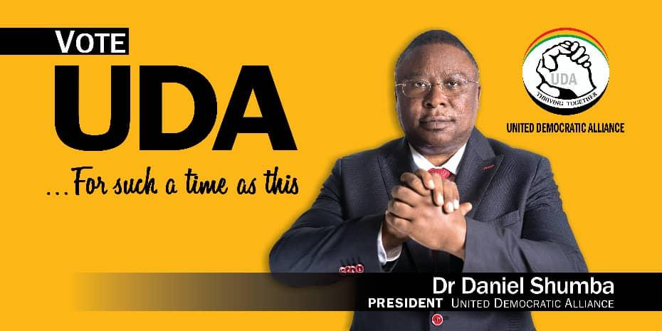 Former ED Ally Daniel Shumba Actively Returns To Politics
