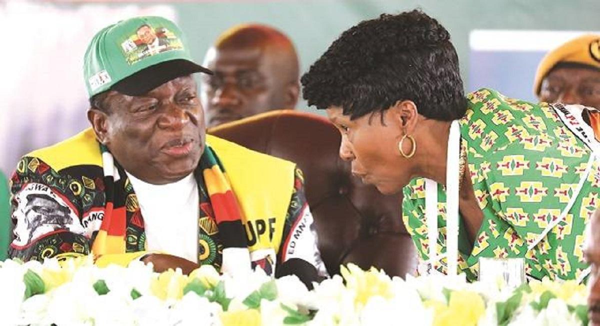 Mohadi Replacement: ZANU PF Rejects Female VP